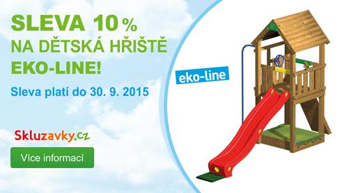 Dětské hřiště Imprest Eko-Line