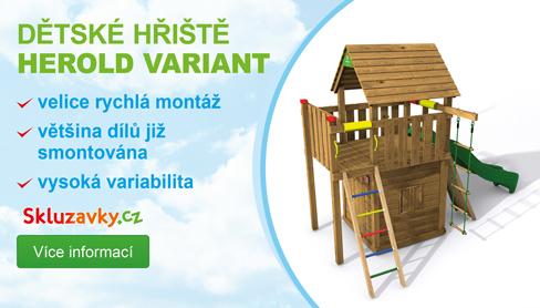 Dětské hřiště Herold Variant