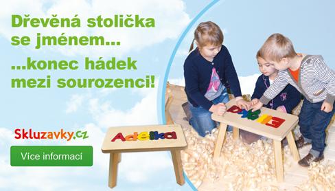 Kvalitní dětské stoličky a židličky